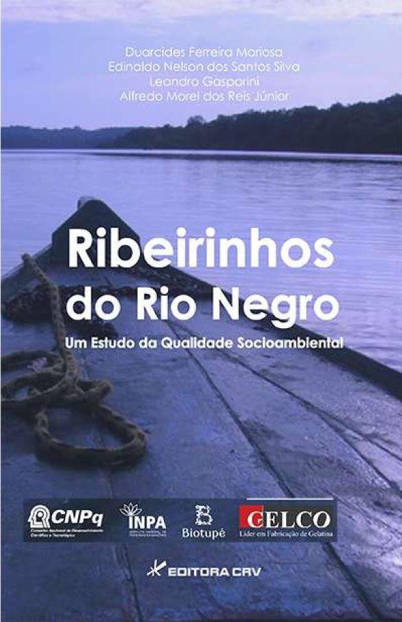 Livro Ribeirinhos do Rio Negro