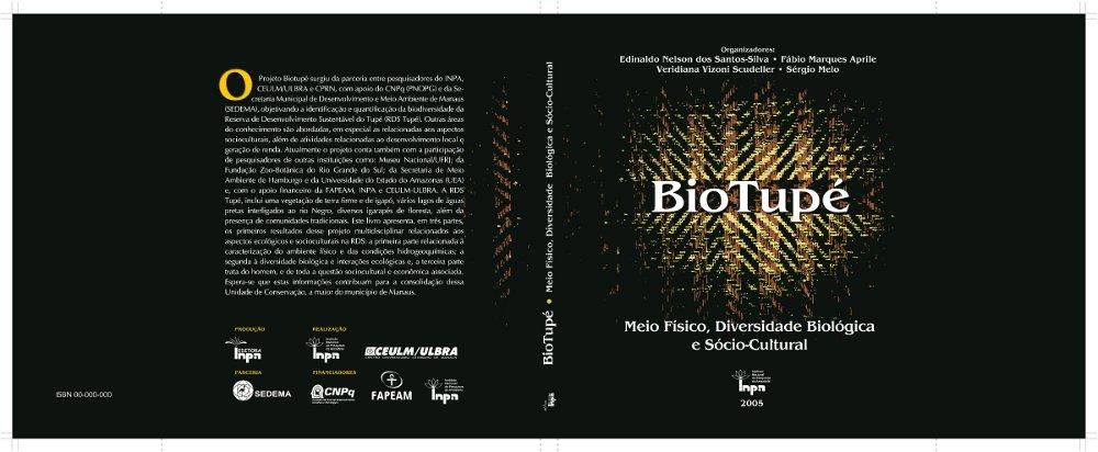 Livro Biotupé - Vol. 1